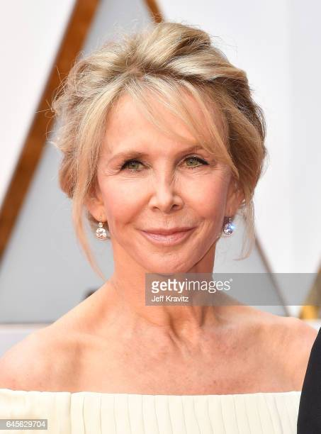 Actor Trudie Styler attends the 89th Annual Academy Awards at Hollywood Highland Center on February 26 2017 in Hollywood California