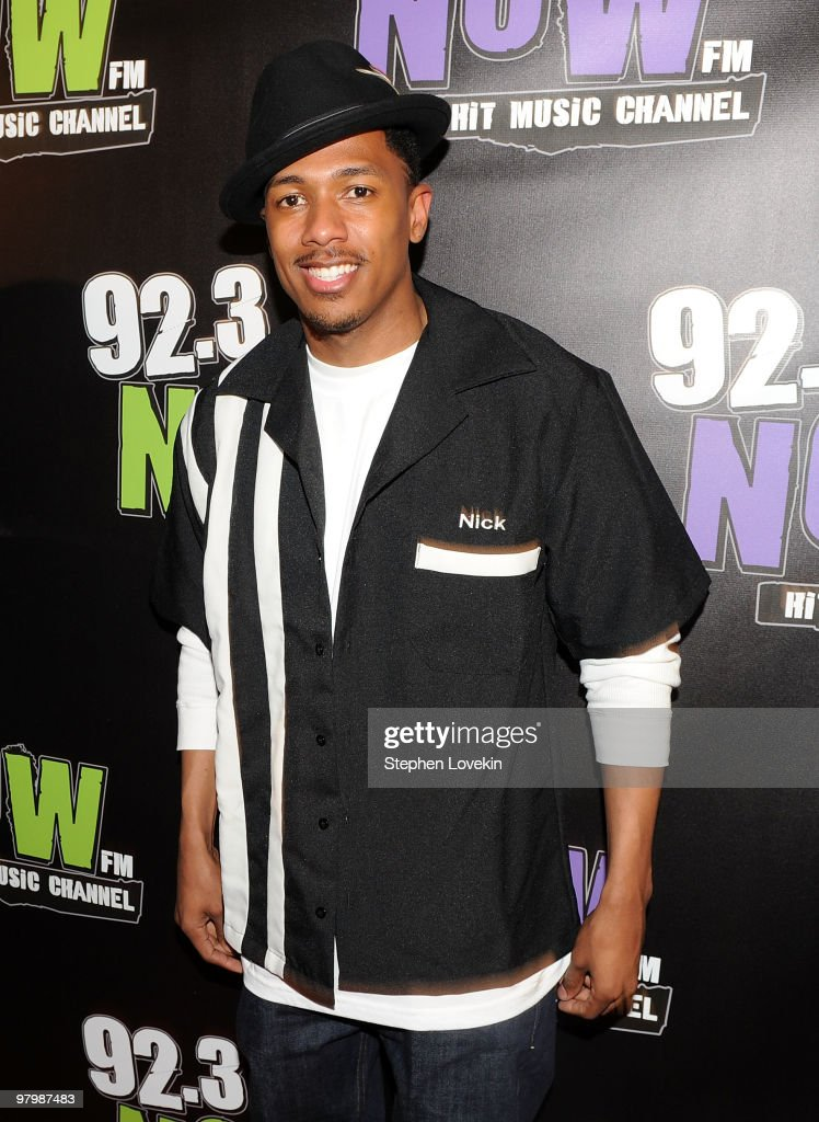 Actor TV personality Nick Cannon attends 92.3 NOW's 'Bowling with Bieber' record release party at Lucky Strike Lanes & Lounge on March 23, 2010 in New York City.