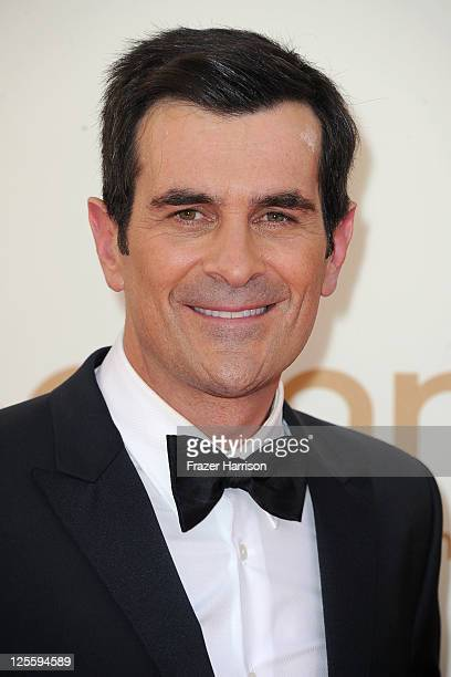 Actor Ty Burrell arrives at the 63rd Annual Primetime Emmy Awards held at Nokia Theatre LA LIVE on September 18 2011 in Los Angeles California