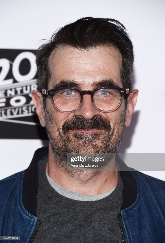 Actor Ty Burrell arrives at the FYC Event for ABC's 'Modern Family' at Avalon on April 16, 2018 in Hollywood, California.