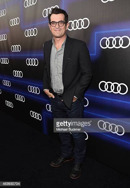 Actor Ty Burrell attends Audi Emmy Week Celebration at Cecconi's Restaurant on August 21 2014 in Los Angeles California