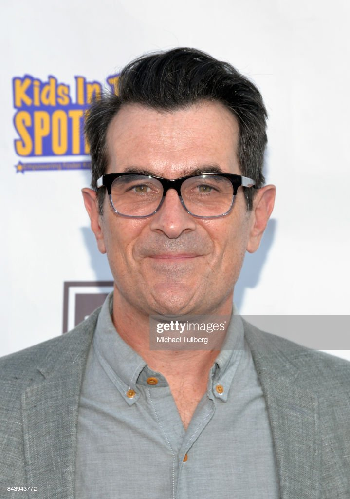 Actor Ty Burrell attends the 'Cocktails for a Cause' charity event for Kids In The Spotlight at The District Restaurant on September 7, 2017 in Los Angeles, California.