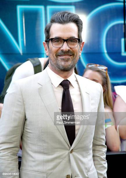 Actor Ty Burrell attends the 'Rough Night' New York Premiere on June 12 2017 in New York City