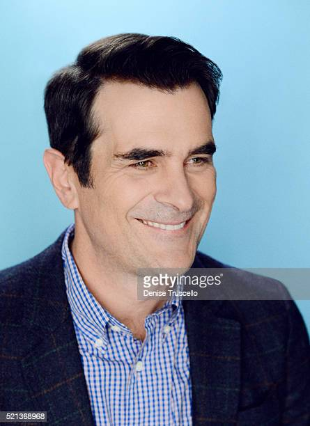 Actor Ty Burrell poses for a portrait at the 2013 D23 Expo on August 6, 2013 in Las Vegas, Nevada.