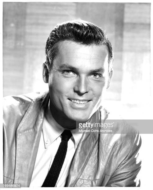 Actor Ty Hardin poses for a portrait in circa 1963