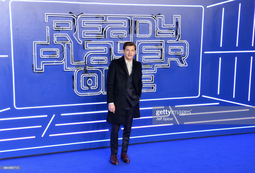 'Ready Player One' European Premiere - Red Carpet Arrivals : News Photo