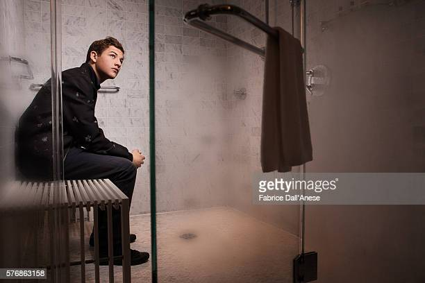 Actor Tye Sheridan is photographed for Vanity Faircom on April 19 2016 in New York City