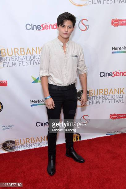"Actor Tyler DiChiara attends the premiere of ""Relish"" at the Burbank International Film Festival at AMC Burbank 16 on September 06, 2019 in Burbank,..."