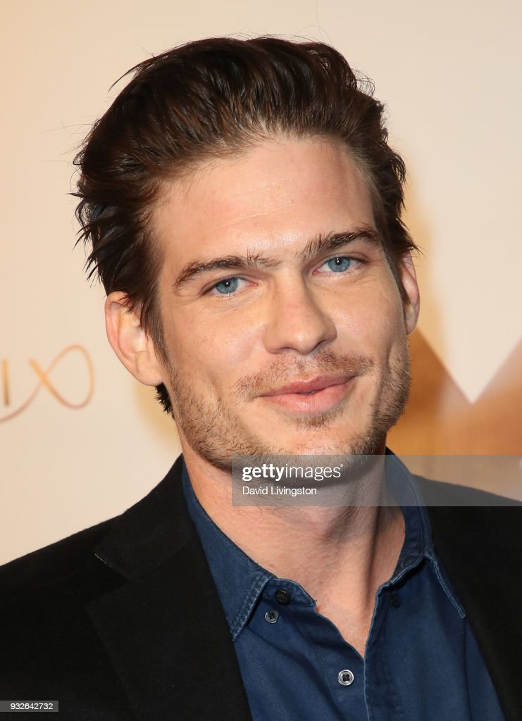 Actor Tyler Johnson Attends The World Premiere Of The Matchmakers