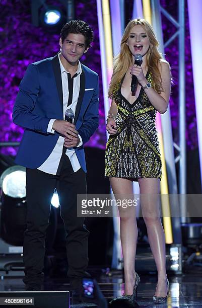 60 Top Bella Thorne Tyler Posey Pictures Photos And Images Getty