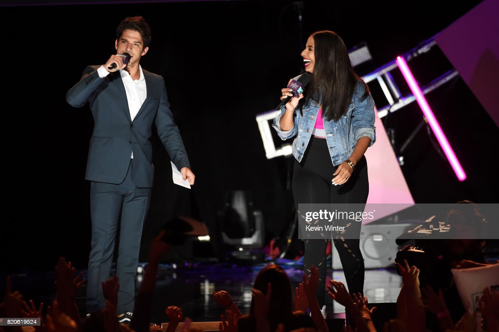 MTV Fandom Fest Performances : News Photo