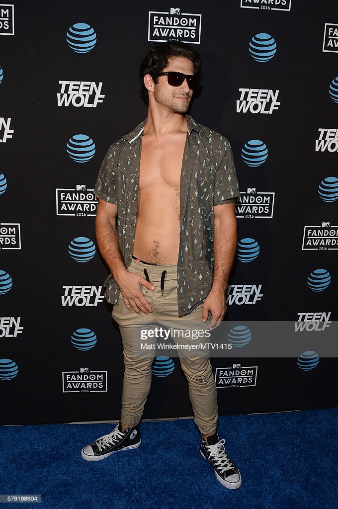 MTV Fandom Awards San Diego - AT&T Post-Party Featuring Teen Wolf Cast