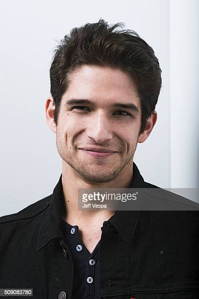 Actor Tyler Posey of 'Yoga Hosers' poses for a portrait at the 2016 Sundance Film Festival on January 24 2016 in Park City Utah