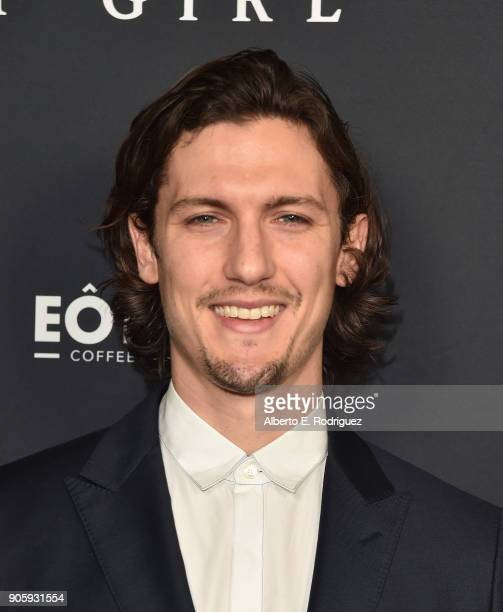 Actor Tyler Riggs attends the premiere of Roadside Attractions' 'Forever My Girl' at The London West Hollywood on January 16 2018 in West Hollywood...