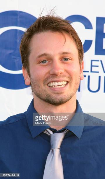 Actor Tyler Ritter attends the 'CBS Summer Soiree' held at The London West Hollywood on May 19 2014 in West Hollywood California