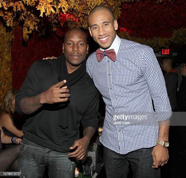 Indiana pacer dahntay jones getty images actor tyrese gibson and indiana pacer dahntay jones attend dahntay jones 30th birthday party at voltagebd Images