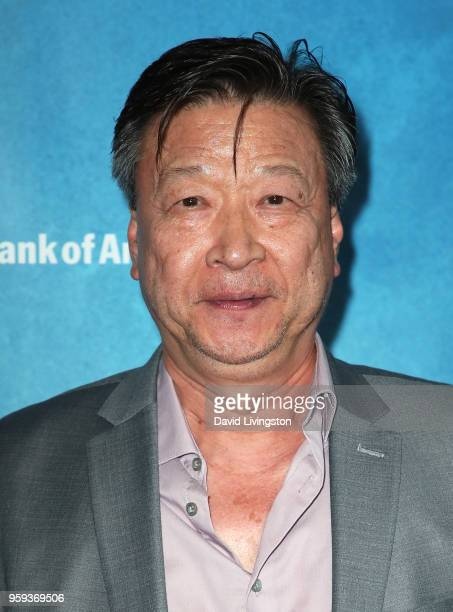 Actor Tzi Ma attends the opening night of 'Soft Power' presented by the Center Theatre Group at the Ahmanson Theatre on May 16 2018 in Los Angeles...