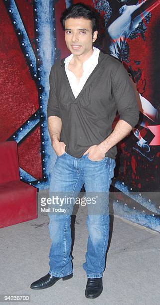 Actor Uday Chopra at an event in Mumbai on Tuesday December 8 2009