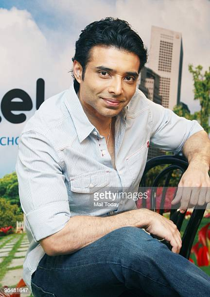 Actor Uday Chopra at the promotion of the film Pyaar Impossible in Mumbai on Friday December 25 2009