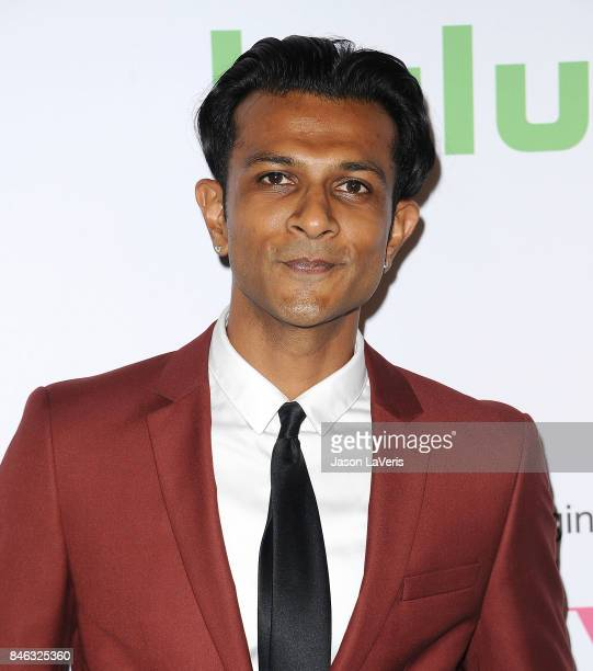 Actor Utkarsh Ambudkar attends 'The Mindy Project' final season premiere party at The London West Hollywood on September 12 2017 in West Hollywood...