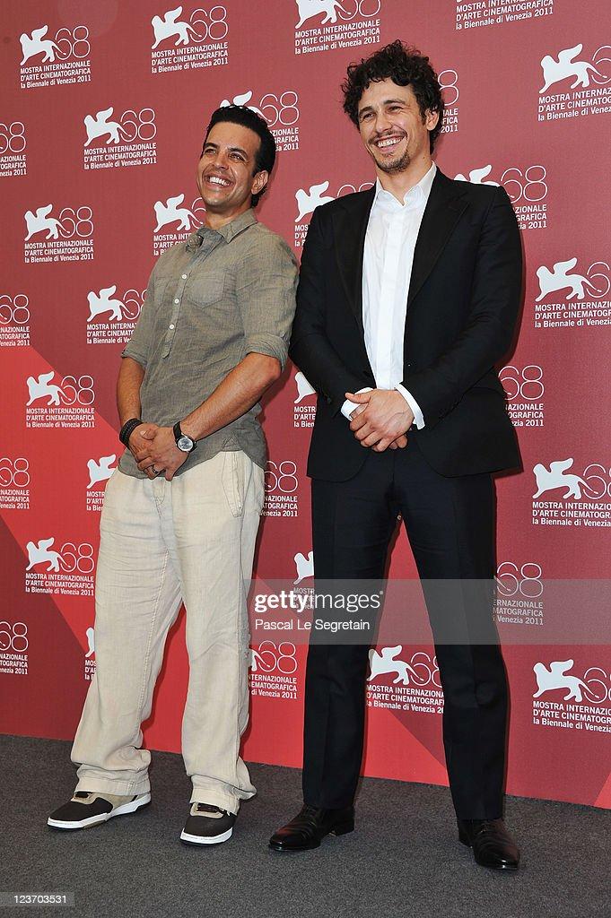 """""""Sal"""" Photocall - 68th Venice Film Festival : News Photo"""