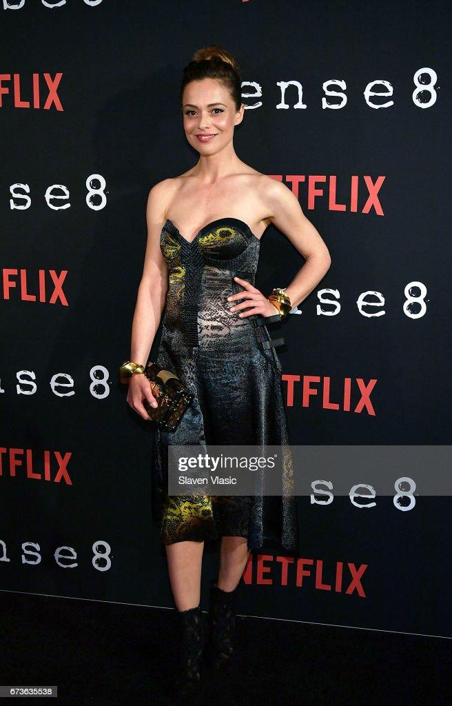 """Sense8"" New York Premiere : News Photo"