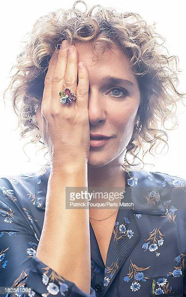 Actor Valeria Golino is photographed for Paris Match on August 29 2013 in Paris France