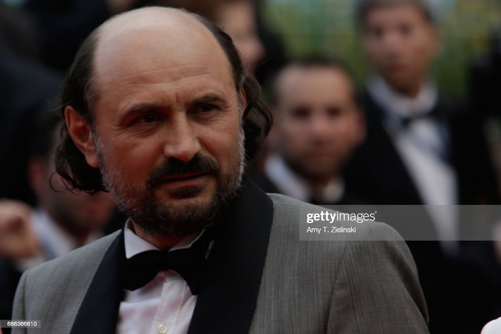 Actor Valeriu Andriuta attends 'A Gentle Creature (Krotkaya)' premiere during the 70th annual Cannes Film Festival at Palais des Festivals on May 25, 2017 in Cannes, France.