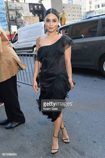 Actor Vanessa Hudgens attends The Iceman Cometh opening night on Broadway on April 26 2018 in New York City