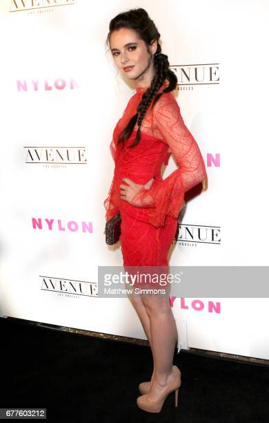 Actor Vanessa Marano attends NYLON's Annual Young Hollywood May Issue Event at Avenue on May 2 2017 in Los Angeles California