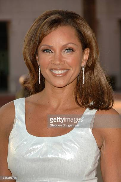 Actor Vanessa Williams attends The Academy of Television Arts Sciences presents An Evening with Ugly Betty at The Leonard Goldenson Theater on April...