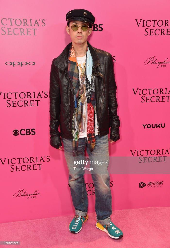 2017 Victoria's Secret Fashion Show In Shanghai - Pink Carpet Arrivals