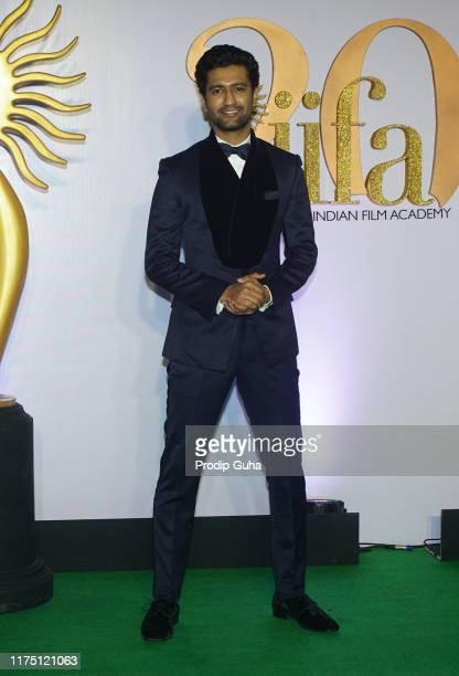 Actor Vicky Kaushal attends the 20th IIFA Awards on September 16 2019 in Mumbai India