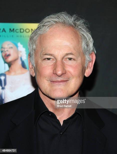 Actor Victor Garber attends Lady Day At Emerson's Bar Grill Opening Night at Circle in the Square on April 13 2014 in New York City