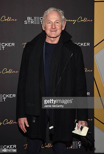 Actor Victor Garber attends the Danny Collins New York premiere at AMC Lincoln Square Theater on March 18 2015 in New York City