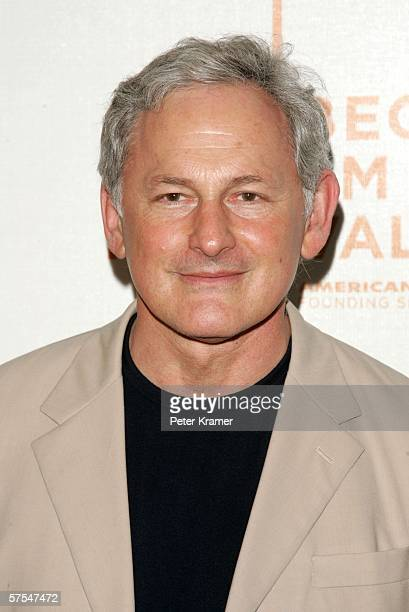 """Actor Victor Garber attends the """"Poseidon"""" premiere at the Tribeca Performing Arts Center May 6, 2006 in New York City."""