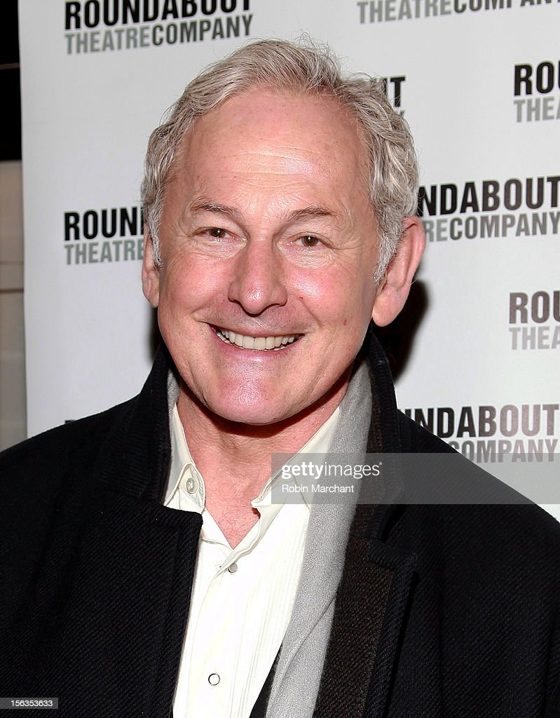 Actor Victor Garber attends the 'The Mystery Of Edwin Drood' Broadway Opening Night at Roundabout Theatre Company's Studio 54 on November 13, 2012 in New York City.