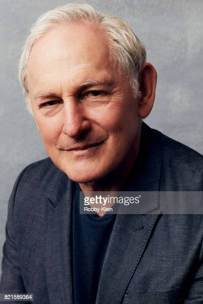 Actor Victor Garber from CW's 'Legends of Tomorrow' poses for a portrait during ComicCon 2017 at Hard Rock Hotel San Diego on July 22 2017 in San...