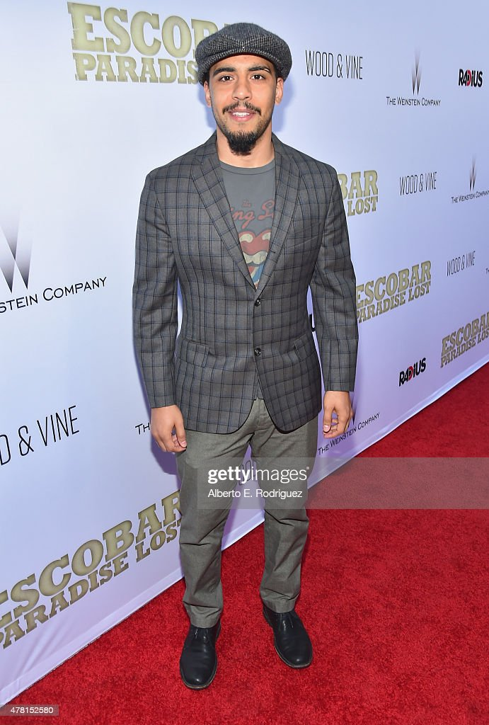 """Premiere Of RADiUS And The Weinstein Company's """"Escobar: Paradise Lost"""" - Red Carpet"""