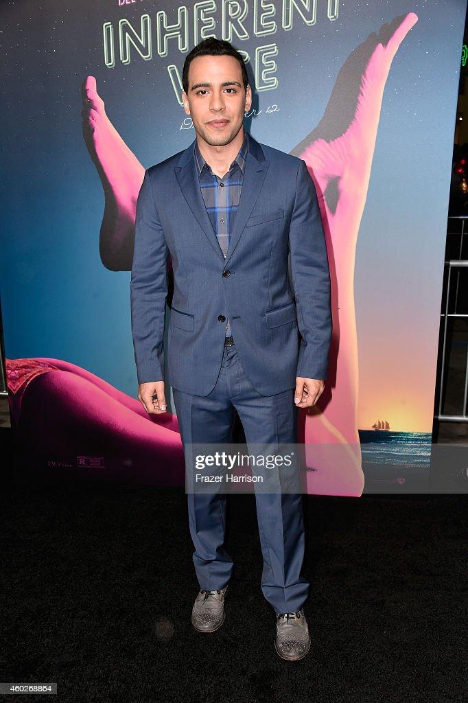 "Premiere Of Warner Bros. Pictures' ""Inherent Vice"" - Arrivals"