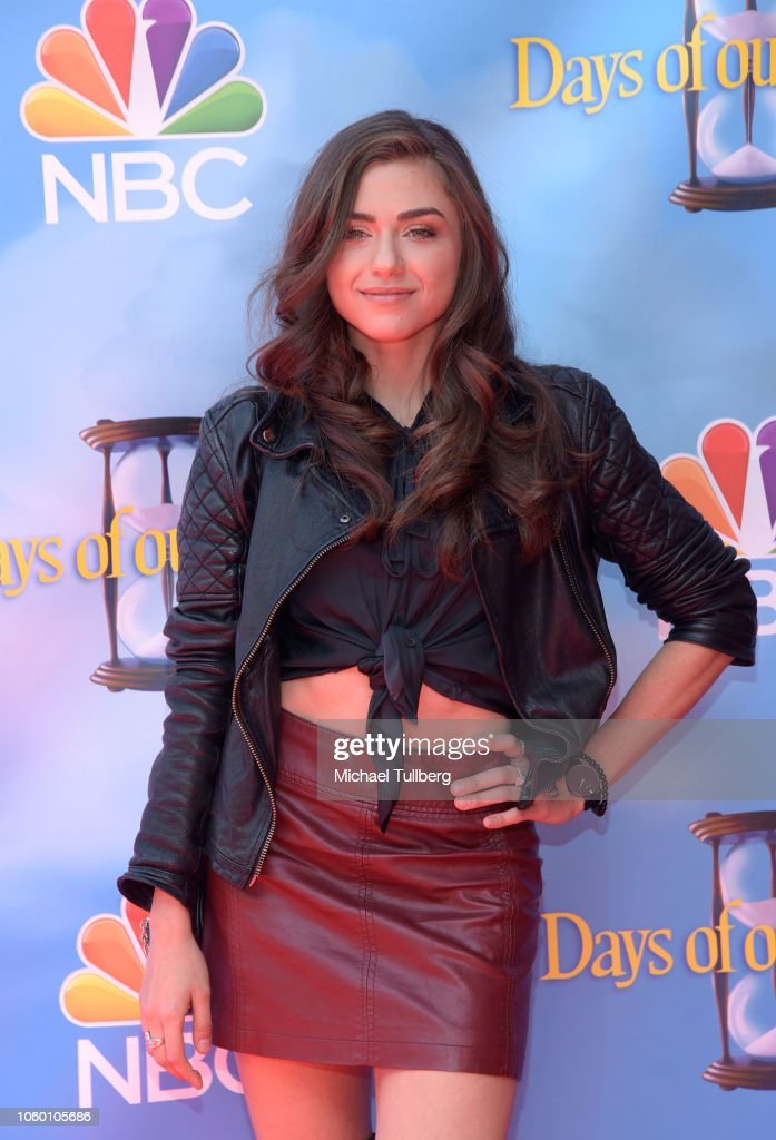 "NBC's ""Days Of Our Lives"" Day Of Days : Foto jornalística"