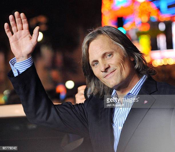 """Actor Viggo Mortensen arrives at AFI Fest 2009 - """"The Road"""" Los Angeles Premiere at Grauman's Chinese Theatre on November 4, 2009 in Hollywood,..."""