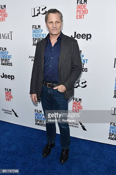 Actor Viggo Mortensen attends the 2017 Film Independent Filmmaker Grant and Spirit Award Nominees Brunch at BOA Steakhouse on January 7 2017 in West...