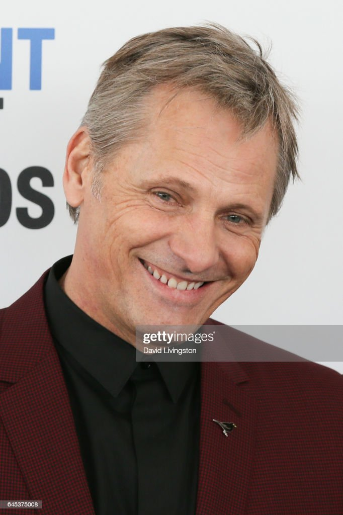 Actor Viggo Mortensen attends the 2017 Film Independent Spirit Awards on February 25, 2017 in Santa Monica, California.