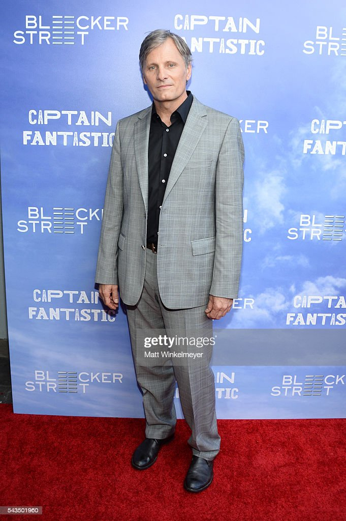 "Premiere Of Bleecker Street Media's ""Captain Fantastic"" - Arrivals"