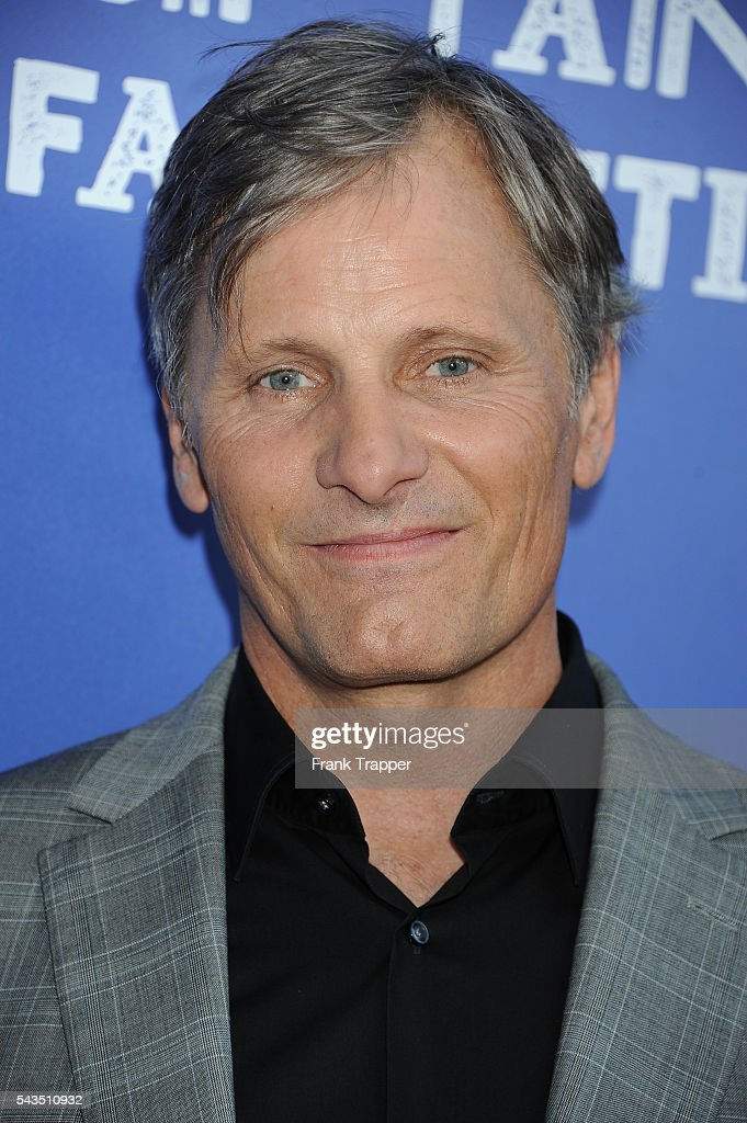 Actor Viggo Mortensen attends the premiere of Bleecker Street Media's 'Captain Fantastic' held at the Harmony Gold Theater on June 28, 2016 in Hollywood, California.