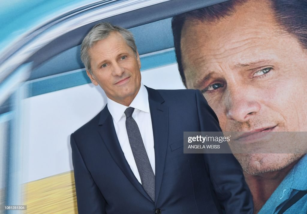 US-ENTERTAINMENT-FILM-GREEN BOOK : News Photo