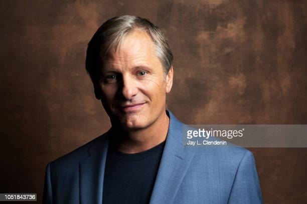 Actor Viggo Mortensen from 'Green Book' is photographed for Los Angeles Times on September 10 2018 in Toronto Ontario PUBLISHED IMAGE CREDIT MUST...