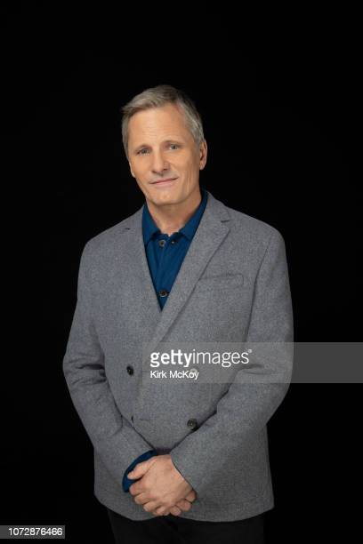Actor Viggo Mortensen is photographed for Los Angeles Times on November 17 2018 in Bel Air California PUBLISHED IMAGE CREDIT MUST READ Kirk McKoy/Los...