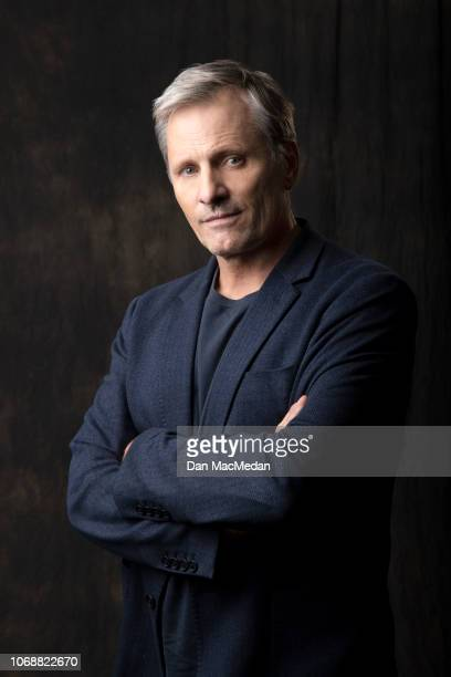 Actor Viggo Mortensen is photographed for USA Today on November 6 2018 in West Hollywood California PUBLISHED IMAGE